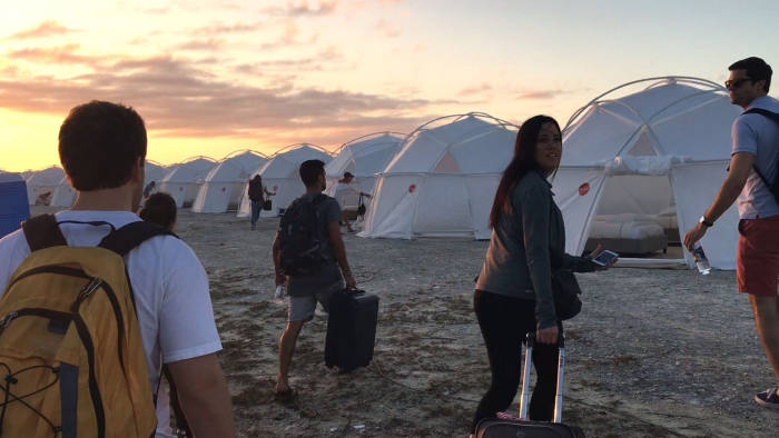 Fyre: The Greatest Party That Never Happened, Netflix — from VIP