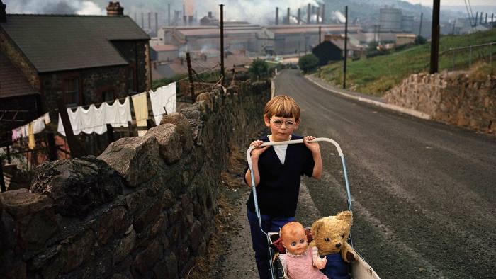 Bruce Davidson, b 1933, USA: 'Wales', 1965