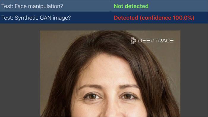 DeepTrace Technology - Handout