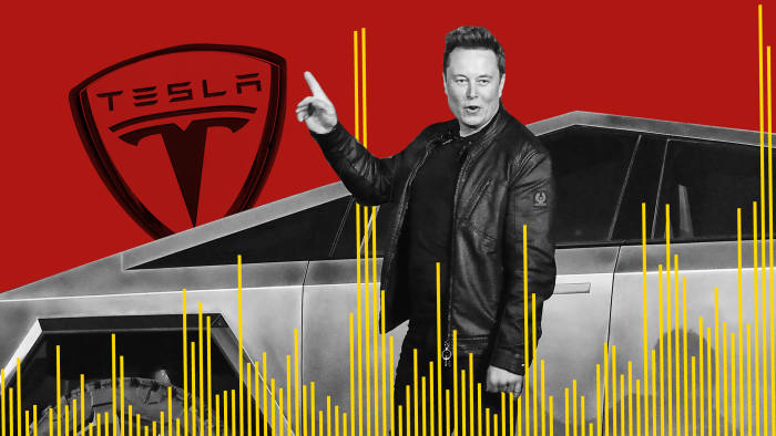 Elon Musk pits an army of Tesla fans against Wall Street | Financial Times