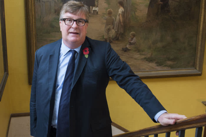 Mandatory Credit: Photo by Shutterstock (7437206i) Crispin Odey Crispin Odey at his office in London, UK - 03 Nov 2016 Crispin Odey is a London-based hedge fund manager and the founding partner of Odey Asset Management.