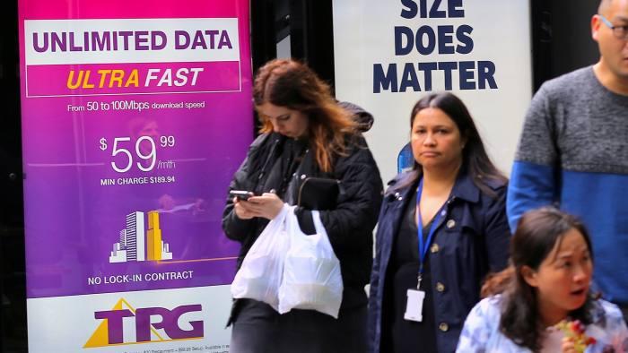 TPG-Vodafone merger to challenge Australia's Telstra and