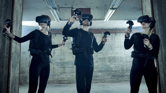 Virtual reality prepares business students for digital