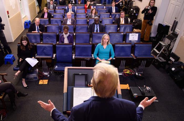 Donald Trump S Chaotic Coronavirus Crisis Financial Times