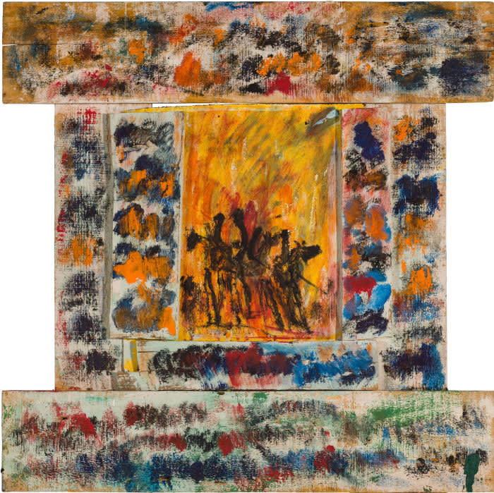 Purvis Young's 'Untitled' (c198599)