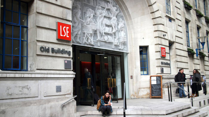 London School of Economics academics outraged by proposed China programme |  Financial Times