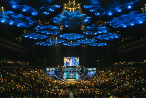 A preacher for Trump's America: Joel Osteen and the