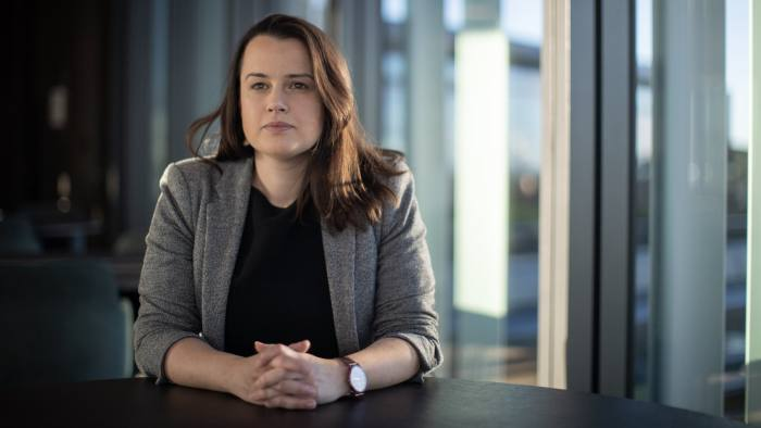 28/01/19 London Work and Careers feature on sabbaticals. Liz Neate of Deloitte's.