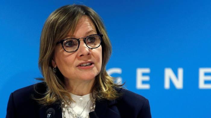 General Motors shuts down 7 plants, drawing rebuke from Trump