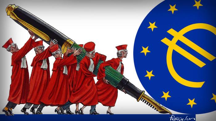 German Court EBC defiance