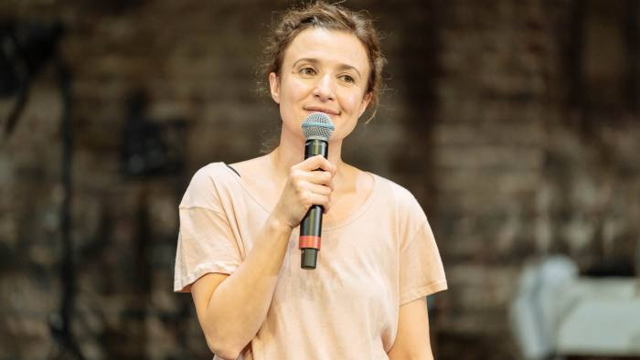 Lyndsey Marshal in 'The Wild Duck'