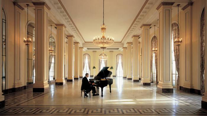 Copacabana Palace Piano Bar