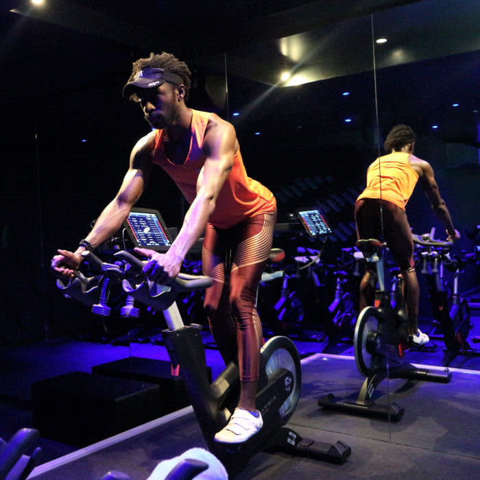 Another_Space: a sprint-heavy workout that's aimed at racers rather than beginners