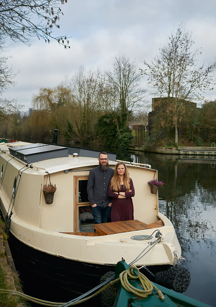 The lure of life on a London boat | Financial Times