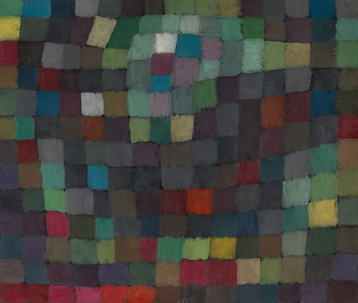 May Picture 1925 Paul Klee