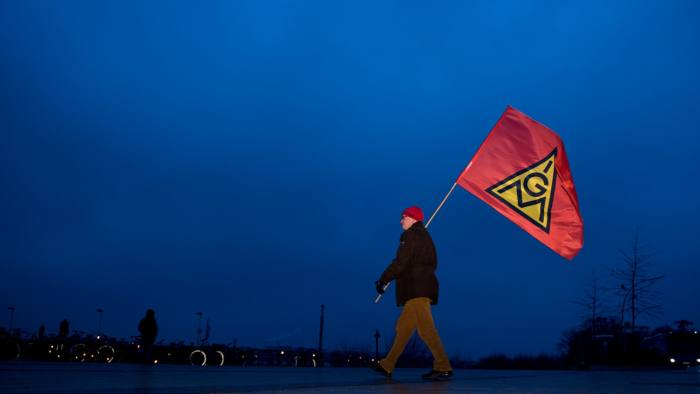e34a1f24a Many economists believe German workers are more interested in securing a  better work-life balance than a higher salary © AFP