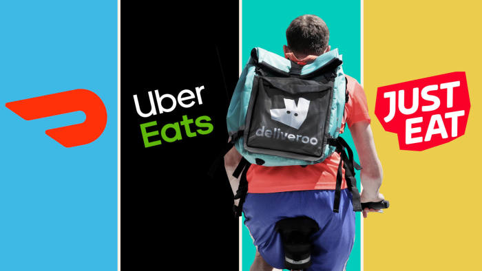 Food delivery wars are just beginning | Financial Times