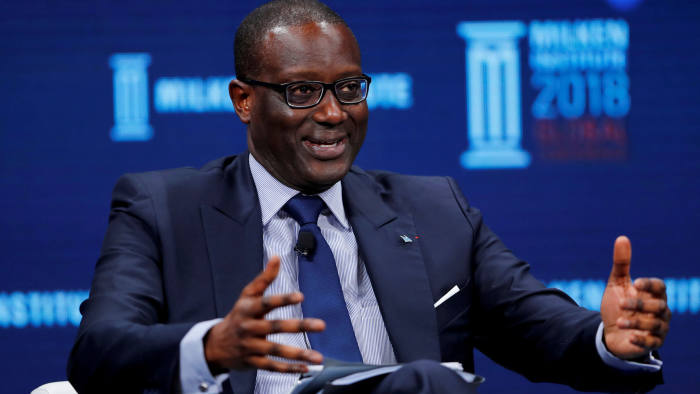 Tidjane Thiam has transformed the 162-year-old lender since joining in July 2015