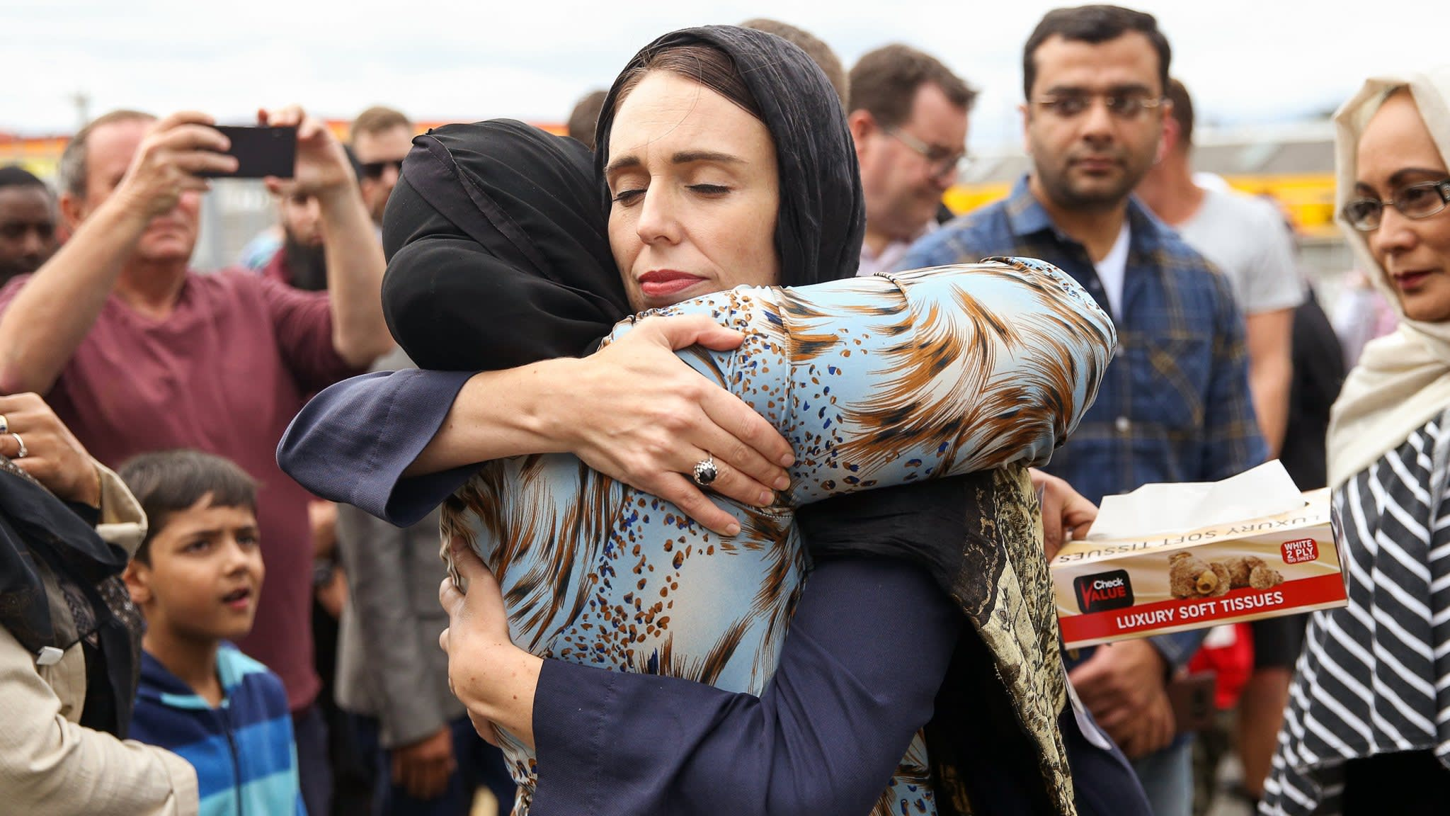 Christchurch Shooter Manifesto Picture: Police Believe New Zealand Shooter May Have Acted Alone