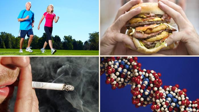Life insurers are taking into account factors such as exercise, diet and smoking.They are also looking at the science behind longevity to aid their predictions
