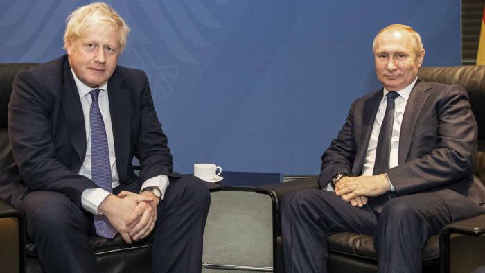 British Savers Finance Putins Russia