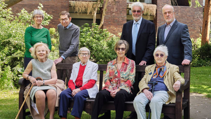 Meet the Barbican's original residents | Financial Times