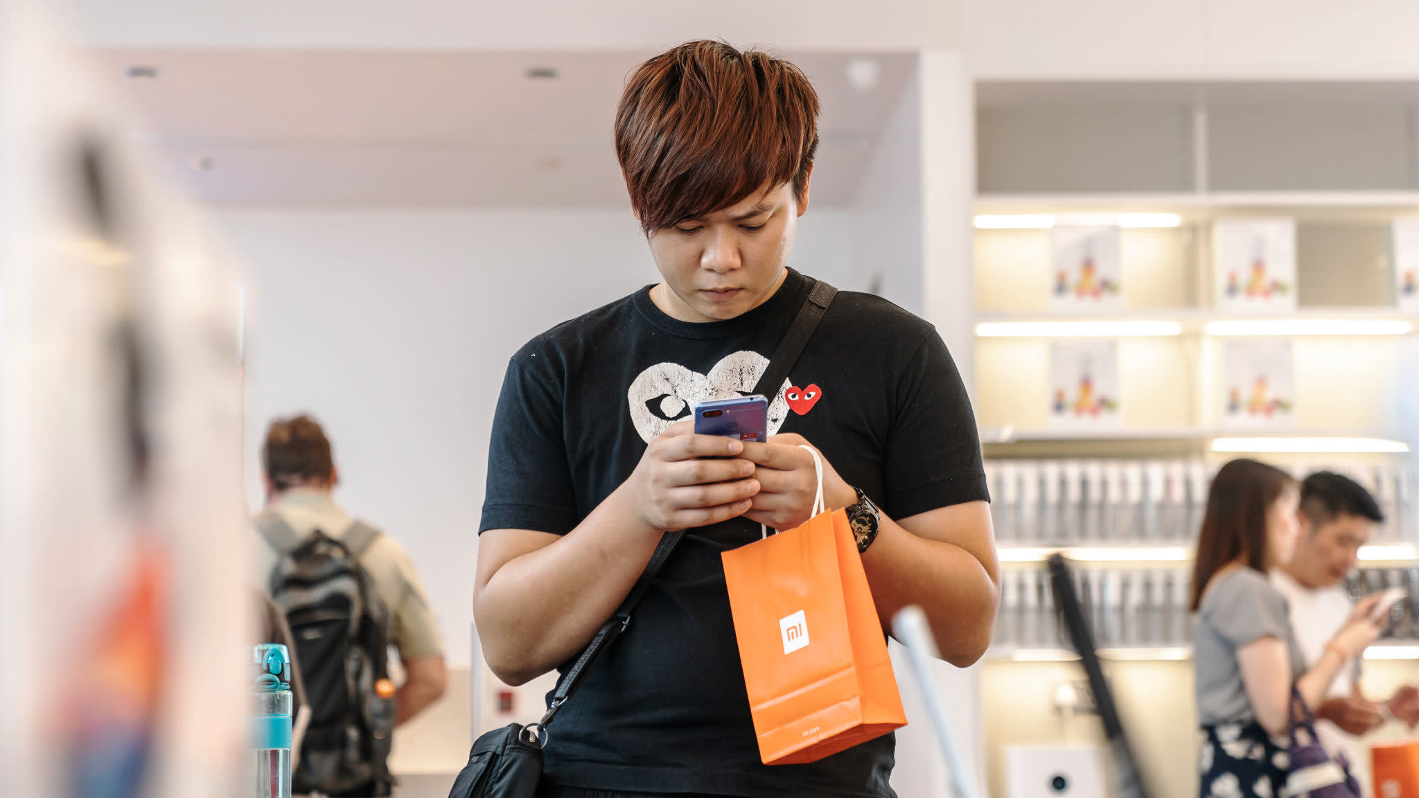 Xiaomi bolsters profits with overseas push | Financial Times