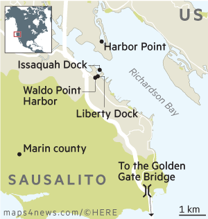 Sausalito's floating homes draw wealthy buyers | Financial Times