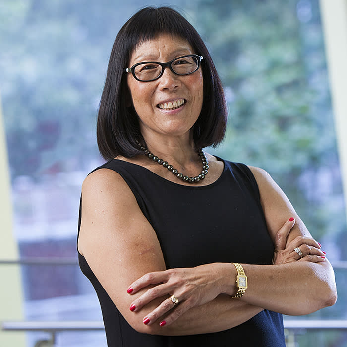 Different approach: NYU associate dean Roxanne Hori notes more emphasis on workplace diversity