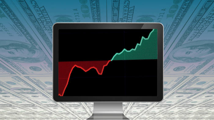 Wall Street grafts new technology on to old-school