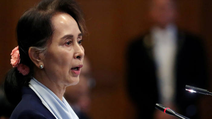 Aung San Suu Kyi: Give Myanmar time to deliver justice on war ...