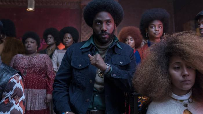 BlacKkKlansman — Spike Lee's film has style, wit and inventiveness |  Financial Times