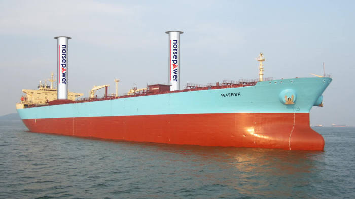 Pollution: the race to clean up the shipping industry | Financial Times