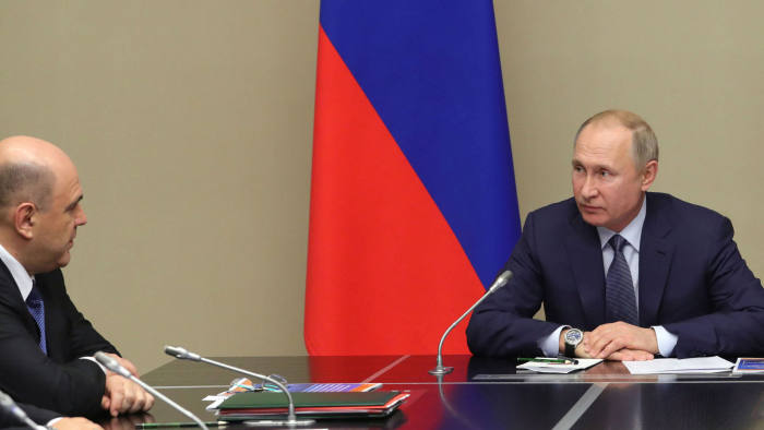 Vladimir Putin publishes reforms that open way for indefinite rule ...
