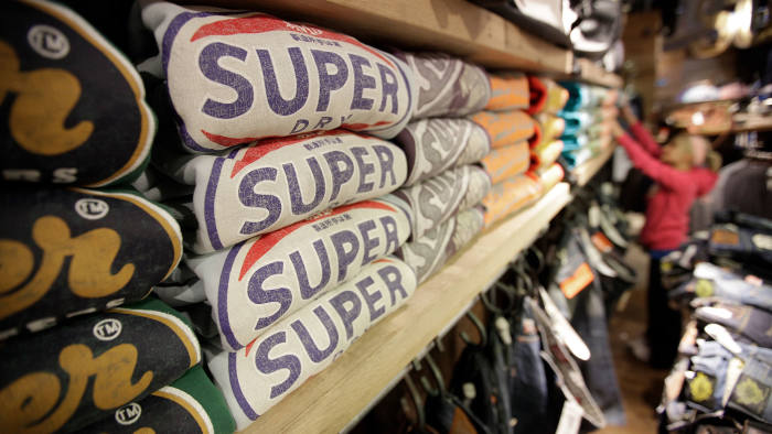bc68212c Superdry founder blasts fashion chain for poor results   Financial Times