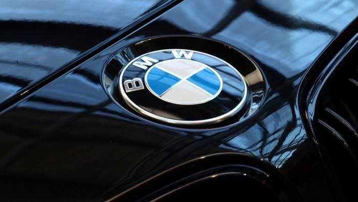 Bmw Sets Aside 1bn To Cover Potential Antitrust Fine Financial Times