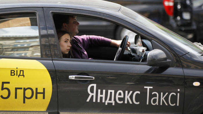 Yandex and Uber buy Russia's largest taxi company