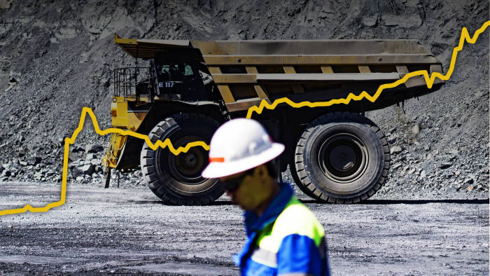 Supply squeeze in iron ore catches miners on the hop   Financial Times