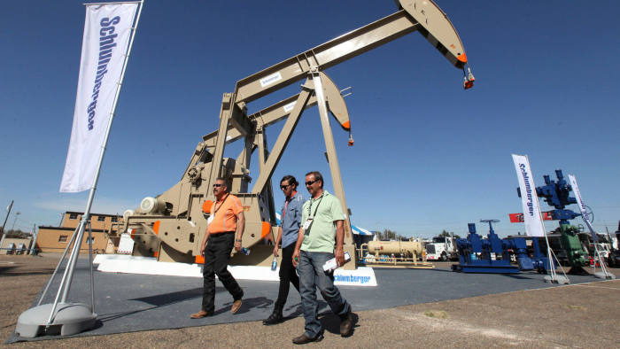 Schlumberger chief warns on US shale oil production | Financial Times