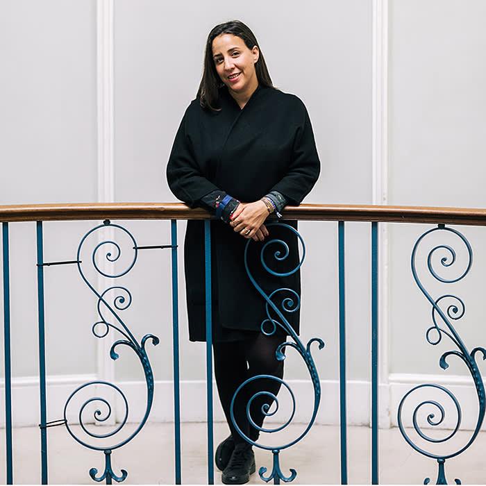 Touria El Glaoui, founding director of 1-54