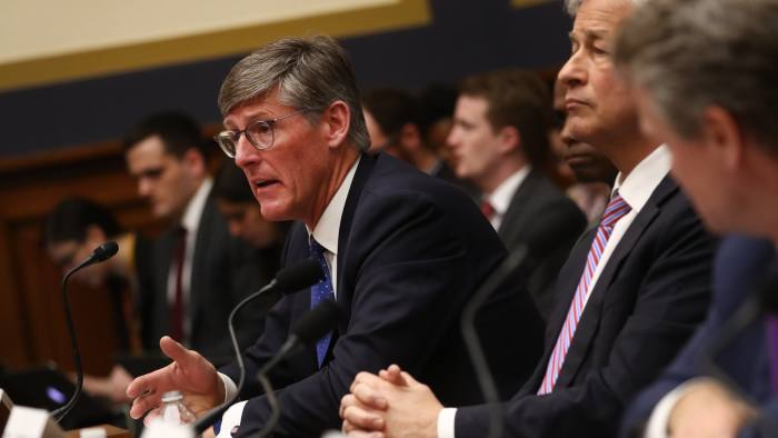 Bank CEOs tell Congress they have looked for Russian money