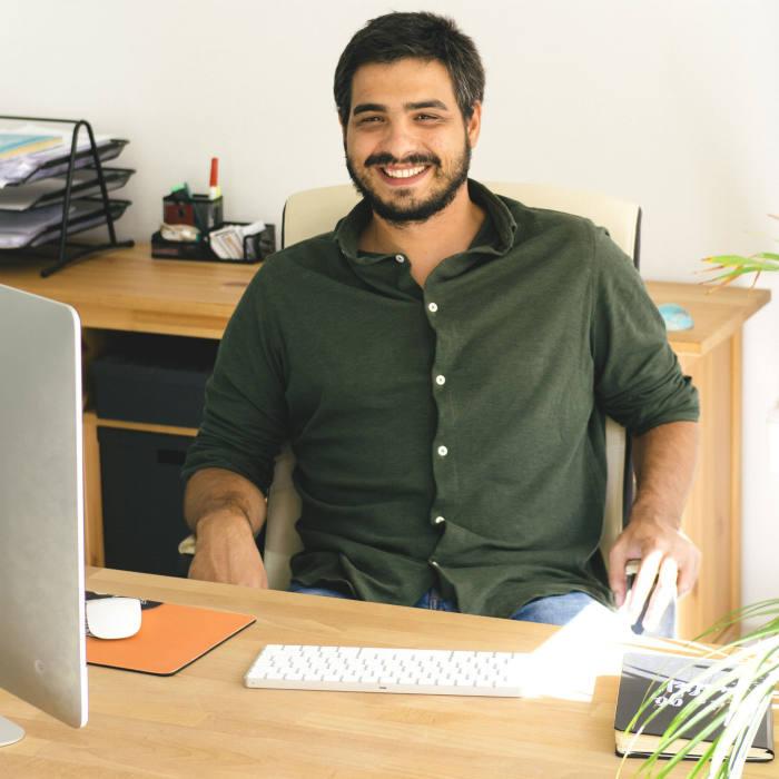 Hugo Oliveira, co-founder of Indie Campers.