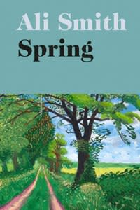 Spring by Ali Smith Published by Penguin Books