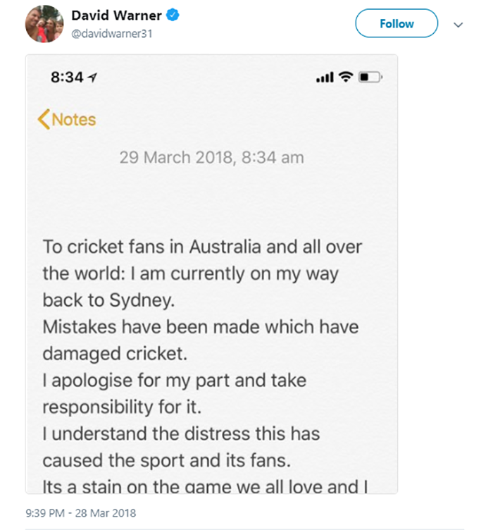 Sponsors cut ties with Australian cricket after cheating