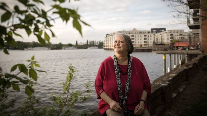 Maria Weise spends her time and money on social causes