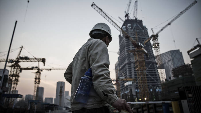 Cash-strapped property developers have been struggling to keep their tall-building projects afloat