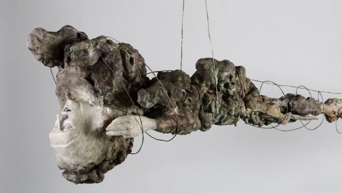 Enrico David's 'Gradations of Slow Release' (2015)