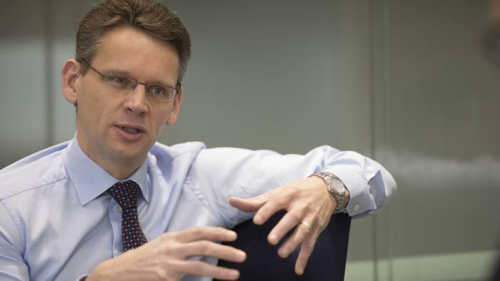 John Pettigrew, the CEO of National Grid.
