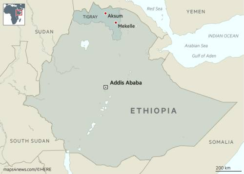 Ethiopian ethnic rivalries threaten Abiy Ahmed's reform