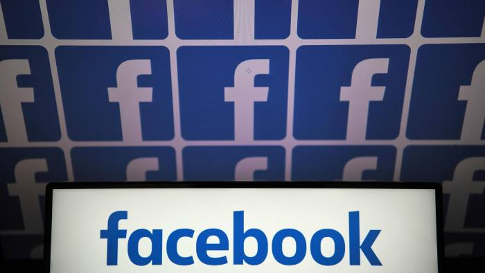 (FILES) In this file photo taken on July 04, 2019 shows the logo of the US online social media and social networking service, Facebook. - US regulators are expected to unveil July 24, 2019, a settlement with Facebook -- a reported $5 billion fine that might be the least painful part of the agreement for the social network. (Photo by LOIC VENANCE / AFP)LOIC VENANCE/AFP/Getty Images